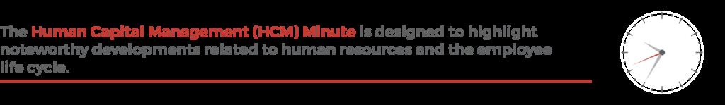 HCM Minute