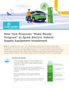 "New York's Proposed ""Make-Ready Program"""