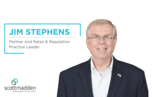 Jim Stephens Announced as New Rates & Regulation Practice Leader