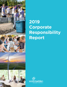ScottMadden's 2019 Corporate Responsibility Report